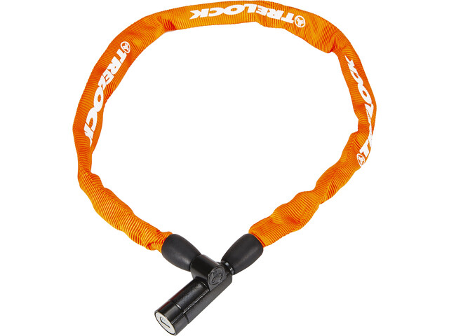 Trelock BC 115 candado de cadena 60 cm, orange